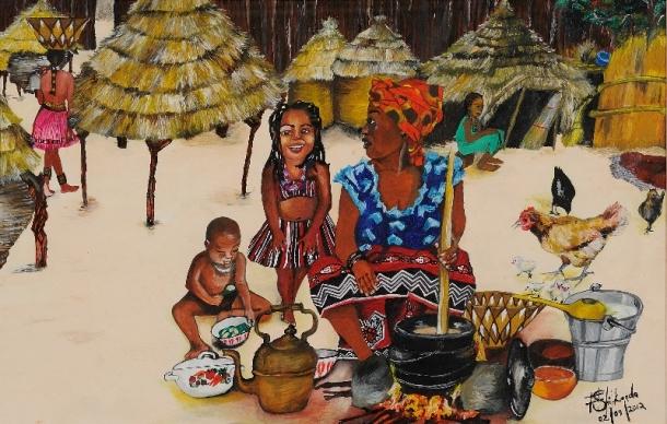 Findano Shikonda - 'Absent Fathers'